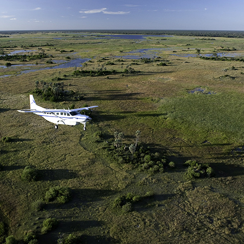 Fly-In Safaris Africa
