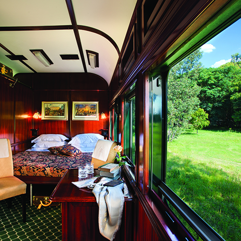 Luxury Trains Africa